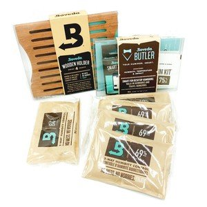 Boveda Humidor Set-up pack - 100-150 cigars