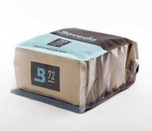 Boveda Humidor Seasoning 20 Pack Brick - 72%