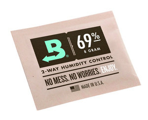 Boveda Humidor Seasoning Pack 8g - 69%