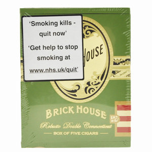 Brick House Robusto Double Connecticut - Box of 5
