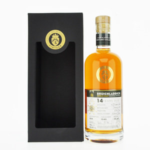 Bruichladdich 14 Year Old House of McCallum Vintage Single Malt Scotch Whisky - 70cl, 50.5% vol.