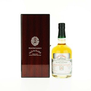 Bruichladdich 25 Year Old Hunter Laing Old & Rare Platinum Selection