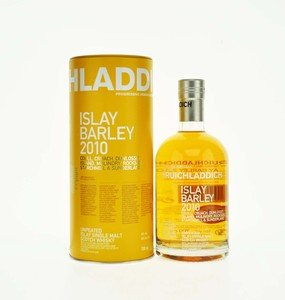 Bruichladdich Islay Barley 2010 Single Malt Scotch Whisky - 70cl, 50% Vol.