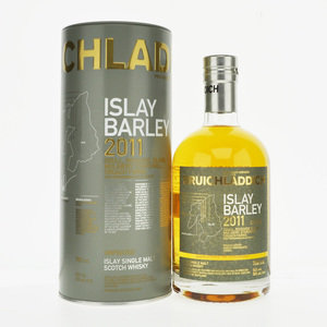 Bruichladdich Islay Barley 2011 Single Malt Scotch Whisky - 70cl, 50% Vol.