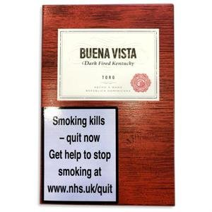 Buena Vista Dark Fired Kentucky Toro - 5 pack