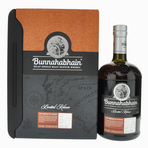 Bunnahabhain 1997 Moine PX Single Malt Scotch Whisky - 70cl, 50.0% (One per Customer)