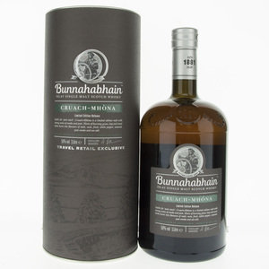 Bunnahabhain  Cruach Mhona Single Malt Scotch Whisky - 1L, 50% vol.