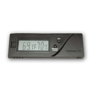 Caliber IV -  Digital Hygrometer Thermometer