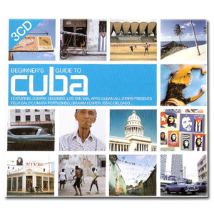Beginner's Guide to Cuba - 3 CD Box Set