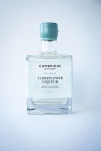Cambridge Distillery, Elderflower Gin Liqueur - 50cl, 21% ABV