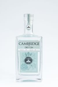 Cambridge Distillery, Cambridge Dry Gin - 70cl, 42% ABV