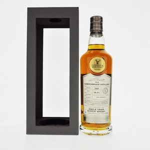 Cameronbrigdge 1997 21 Year Old Gordon & MacPhail Connoisseurs' Choice Cask Strength 59.3% 70cl