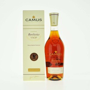 Camus Borderies VSOP Cognac - 70cl, 40% vol.