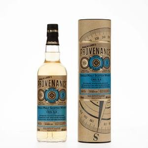 Caol Ila 5 Year Old Provenance
