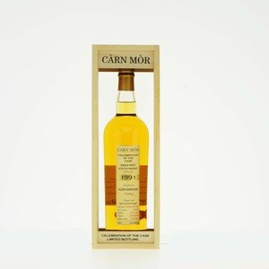 Carn Mor Celebration of Cask Glen Garioch 1991 Scotch Single Malt Whisky 51.0% Vol 70cl