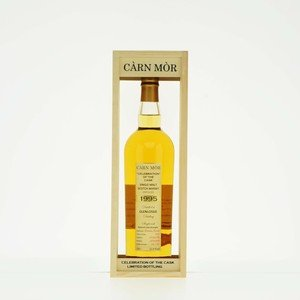 Carn Mor Celebration of Cask Glenlossie 1995 Scotch Single Malt Whisky 53.8% Vol 70cl