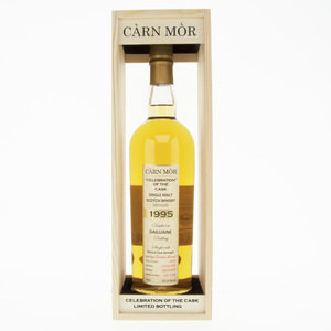 Carn Mor Celebration of the Cask Dailuaine 1995 Single Malt Scotch Whisky - 70cl, 43.9%