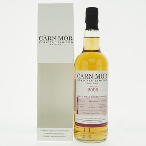 Strictly Limited - 2009 Benrinnes, 10 Year Old (70cl, 47.5% ABV)