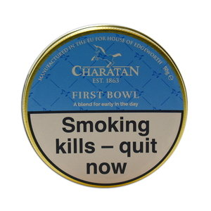 Charatan First Bowl Pipe Tobacco - 50g Tin