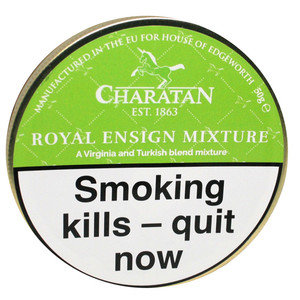 Charatan Royal Ensign Mixture Pipe Tobacco - 50g Tin