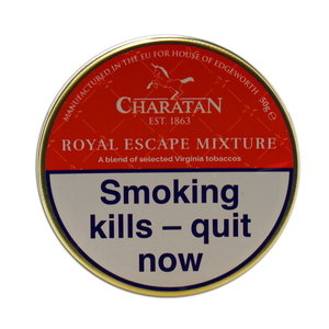 Charatan Royal Escape Pipe Tobacco - 50g Tin
