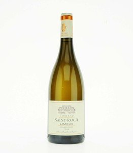 Chateau Saint-Roch Limoux 2016 Chardonnay White Wine - 75cl, 13.5% vol.