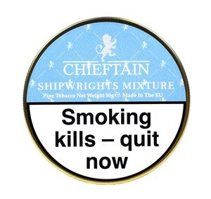 Chieftain Shipwrights Mixture Pipe Tobacco - 50g tin