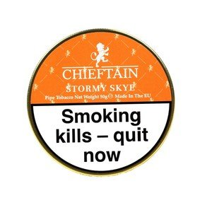 Chieftain Stormy Skye Pipe Tobacco - 50g tin