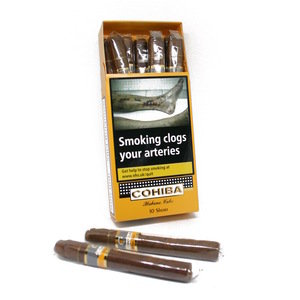 Cohiba Shorts - Pack of 10 cigarillos