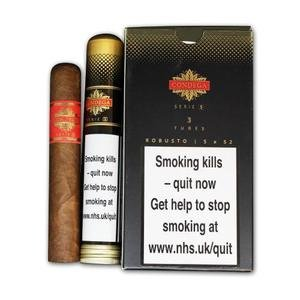 Condega Series S Robusto Tubo - Pack of 3 Cigars