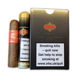 Condega Series S Short Robusto Tubo - Pack of 3 Cigars