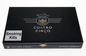 Cuatro Cinco Double Robusto - Box of 10