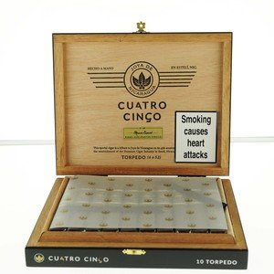 Cuatro Cinco Torpedo - Box of 10