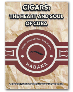 Cigars: The Heart and Soul of Cuba (DVD)