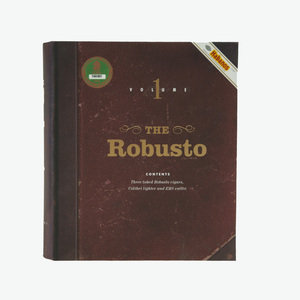 Cuban Book Gift Box - The Robusto
