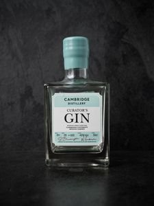 Cambridge Distillery, Curators Gin - 50cl, 40% ABV