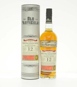 Dailuaine 12 Year Old Douglas Laing Old Particular Single Malt Scotch Whisky -70cl, 48.4% vol.