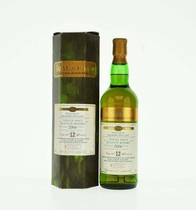 Dailuaine 2006 Old Malt Cask 12 Year Old Hunter Laing Single Malt Scotch Whisky - 70cl, 50%