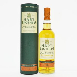 Dalmore 2007 11 Year Old Hart Brothers Sherry Butt Single Malt Scotch Whisky - 70cl, 55.6%