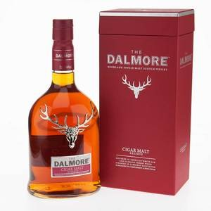 Dalmore Cigar Malt Single Malt Scotch Whisky 70cl, 44%