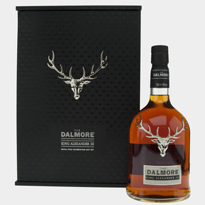 Dalmore - King Alexander III Single Malt Gift Set (70cl, 40% ABV)