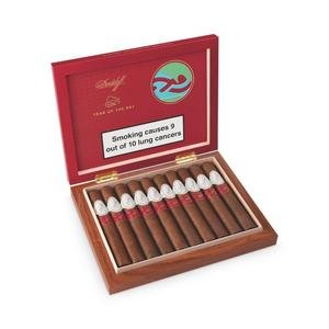 Davidoff Year of the Rat Limited Edition 2020 - Box of 10