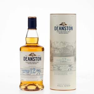 Deanston Single Malt Scotch Whisky 12 Year Old 46.3% Vol 70Cl