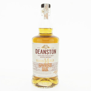 Deanston 14 Year Old Spanish Oak - 70cl, 57.9% abv
