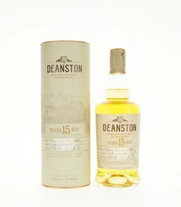 Deanston 15 Year Old Single Malt Scotch Whisky - 70cl, 46.3% vol.