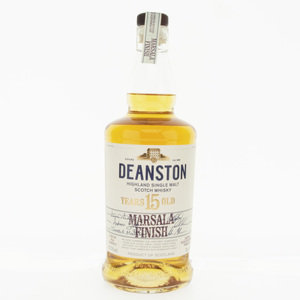 Deanston 2002 15 Year Old Marsala Cask Finish - 70cl, 55.2% abv