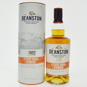 Deanston 2002 Pinot Noir Finish Single Malt Scotch Whisky - 70cl, 50.0%