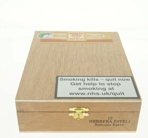 Drew Estate Herrera Esteli Robusto Extra - Box of 12