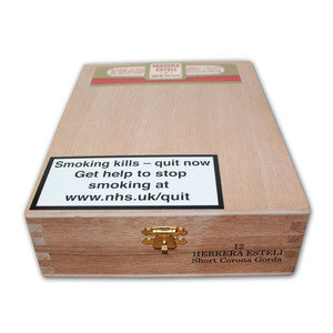Drew Estate Herrera Esteli Short Corona Gorda - Box of 12