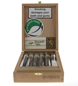 Drew Estate Liga Privada 52 Belicoso Finos Box of 12